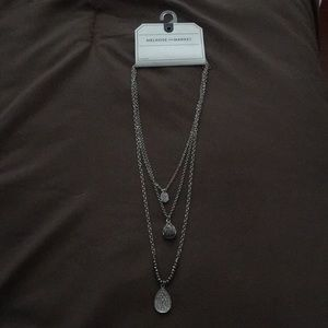 Melrose and  Market Tiered necklace